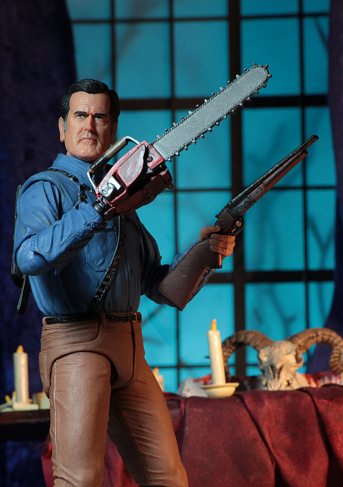 Фигурка Эша — Neca Ash vs Evil Dead Ultimate