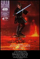 Фигурка Анакина — Hot Toys Star Wars Anakin Skywalker Dark Side Toy Fair Exclusive