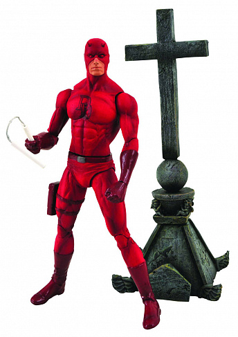 Фигурка Сорвиголовы — Marvel Select Daredevil