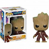 Фигурка Грута — Funko Guardians of the Galaxy 2 POP! Young Groot Suit Angry