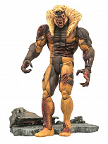 Фигурка Саблезубый Зомби (Marvel Select Villain Zombies Action Figure Zombie Sabretooth)