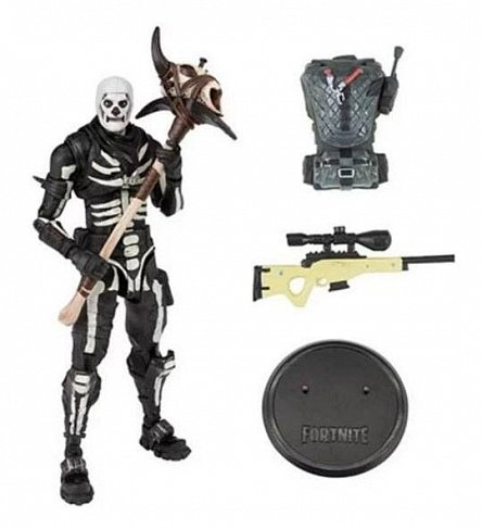Фигурка Skull Trooper — McFarlane Toys Fortnite Figure