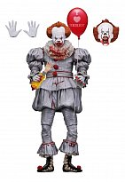 Фигурка Пеннивайза — Neca IT Ultimate Pennywise 2017 I Heart Derry