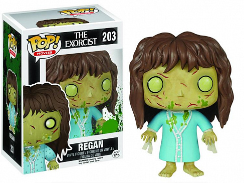Фигурка Риган — Funko The Exorcist POP! Movies Vinyl Regan