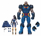 Набор фигурок Дарксайд и Грааль — DC Collectibles Justice League Darkseid War 2-Pack Darkseid & Grail