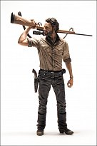 Фигурка Рик Граймс 25см (McFarlane Toys The Walking Dead TV Series Deluxe 10 inch Rick Grimes Figure)