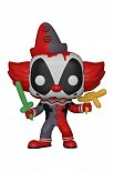Фигурка Дэдпула — Funko Deadpool Parody POP! Clown