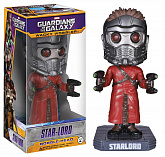 Башкотряс Звездный Лорд — Funko Guardians of the Galaxy Wacky Wobbler Star-Lord