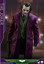 Фигурка Джокера — Hot Toys The Dark Knight 1/4 The Joker