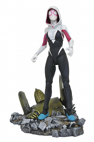 Фигурка Спайдер-Гвен — Marvel Select Spider-Gwen