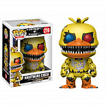 Фигурка Чики — Funko POP! Five Nights at Freddys Nightmare Chica