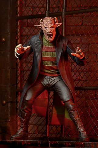 Фигурка Фредди — Neca New Nightmare Freddy Krueger