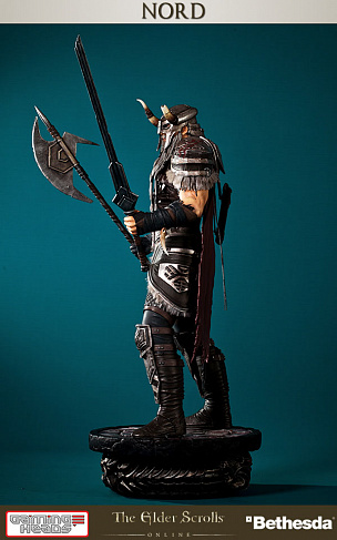 "Статуя Норд ""The Elder Scrolls Online"" (Gaming Heads The Elder Scrolls Online 1/6 Scale Nord Statue)"