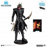 Фигурка Бэтмен — McFarlane Toys Dark Nights Metal The Batman Who Laughs