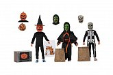 Фигурки Хэллоуин — Neca Halloween III: Season of the Witch Retro 3-Pack Kids