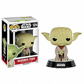 Башкотряс Йода — Funko Star Wars POP! Dagobah Yoda