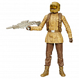 Фигурка Бойца Сопротивления — Hasbro Star Wars Black Series Wave 3 Resistance Trooper
