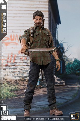 Фигурка Джоэла — CC Toys Joe The Last Survivor 1/6 Summer Version