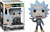 Фигурка Рика — Funko Rick and Morty POP! Prison Escape Rick