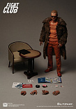 Фигурка Тайлера Дердена — Fight Club Blitzway 1/6 Tyler Durden Fur Coat