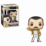 Фигурка Фредди Меркьюри — Funko Queen POP! Freddy Mercury Wembley 1986