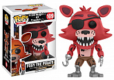 Фигурка Фокси — Funko POP! Five Nights at Freddys Foxy