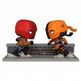 Фигурка Red Hood vs Deathstroke — Funko POP! DC Comic Moment SDCC 2020 Exclusive