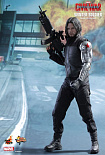 Фигурка Зимний Солдат — Captain America: Civil War Hot Toys Winter Soldier