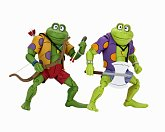 Фигурка Genghis Rasputin Frog — Neca Teenage Mutant Ninja Turtles Cartoon 2 pack