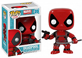 Башкотряс Дэдпул — Funko Marvel POP! Vinyl Deadpool