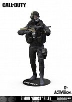 Фигурка Саймона Райли — McFarlane Toys Call of Duty Simon Ghost Riley