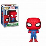 Фигурка Спайдермена — Funko POP! Marvel Holiday Spider-Man Ugly Sweater