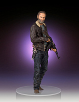 Статуя Рика Граймса  — Gentle Giant The Walking Dead 1/4 Rick Grimes