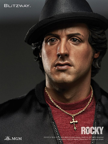 Статуя Рокки Blitzway 1/4 Superb Scale Rocky II Sylvester Stallone