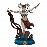 Фигурка Gethsemoni — Sideshow Court of the Dead PVC Statue Queens Conjuring