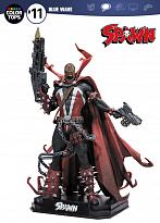 Фигурка Спауна — McFarlane Toys Color Tops Spawn Rebirth Hamburger Head