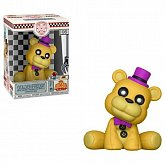 Фигурка Фредди — Funko Five Nights at Freddys Golden Freddy