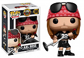 Фигурка Аксл Роуза — Funko Guns N Roses POP! Rocks Axl Rose