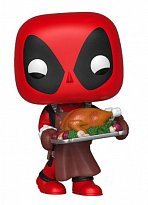 Фигурка Дэдпула — Funko Marvel Holiday POP! Deadpool