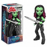 Фигурка Гаморы — Funko Guardians of the Galaxy 2 Rock Candy Gamora