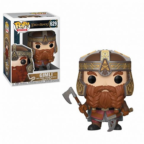 Фигурка Гимли — Funko Lord of the Rings POP! Gimli