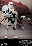 Фигурка Штурмовика — Hot Toys Star Wars Episode VII 1/6 First Order Flametrooper
