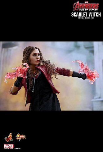Фигурка Алая Ведьма  — Hot Toys Avengers Age of Ultron Scarlet Witch 1/6
