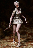 Фигурка Медсестры — Figma Silent Hill 2 Bubble Head Nurse