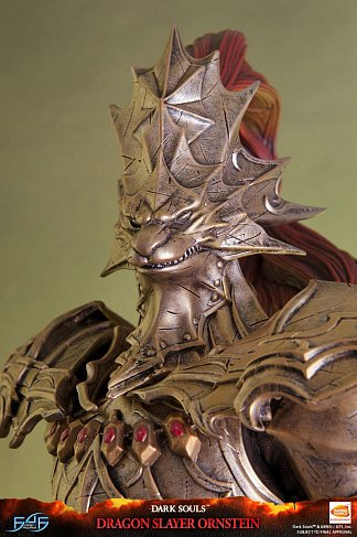 Статуя Орнштейн Драконоборец — First 4 Figures Dark Souls Dragon Slayer Ornstein Statue