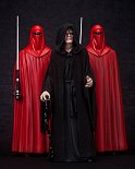 Фигурка Палпатина — Kotobukiya Star Wars 3-Pack 1/10 Emperor Palpatine & The Royal Guards