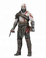 Фигурка Кратоса — Neca God of War 2018 1/4 Kratos