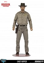 Фигурка Хоппера — McFarlane Toys Stranger Things Chief Hopper