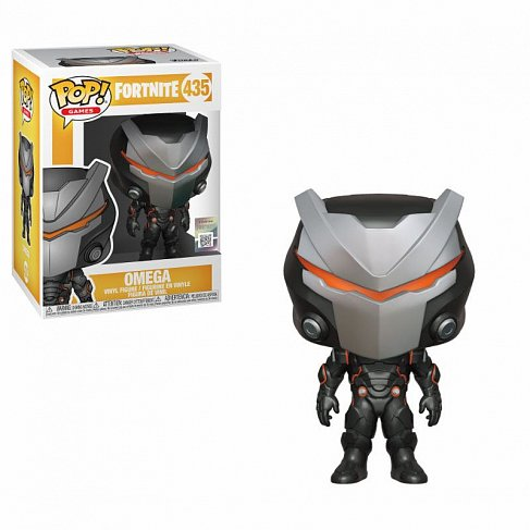 Фигурка Omega — Funko Fortnite POP! Games Vinyl Figure