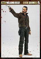 Фигурка Рика Граймса — ThreeZero The Walking Dead 1/6 Rick Grimes